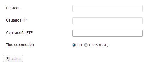 wordpress pide datos de conexion ftp