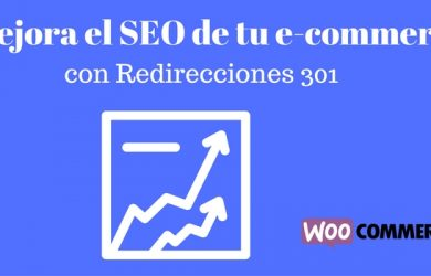 redirecciones 301 woocommerce