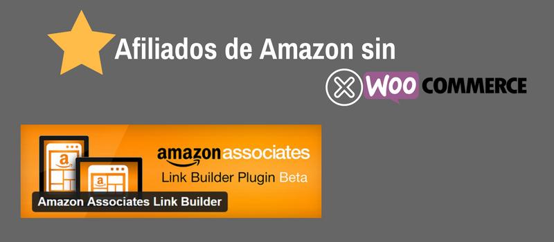 Afiliados amazon link builder
